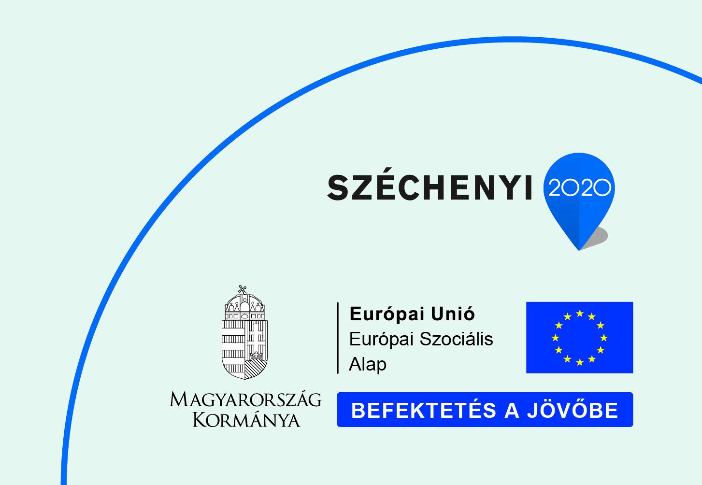 Új Széchenyi Terv 2020 Logo
